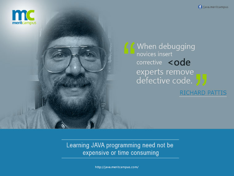 need to learn java